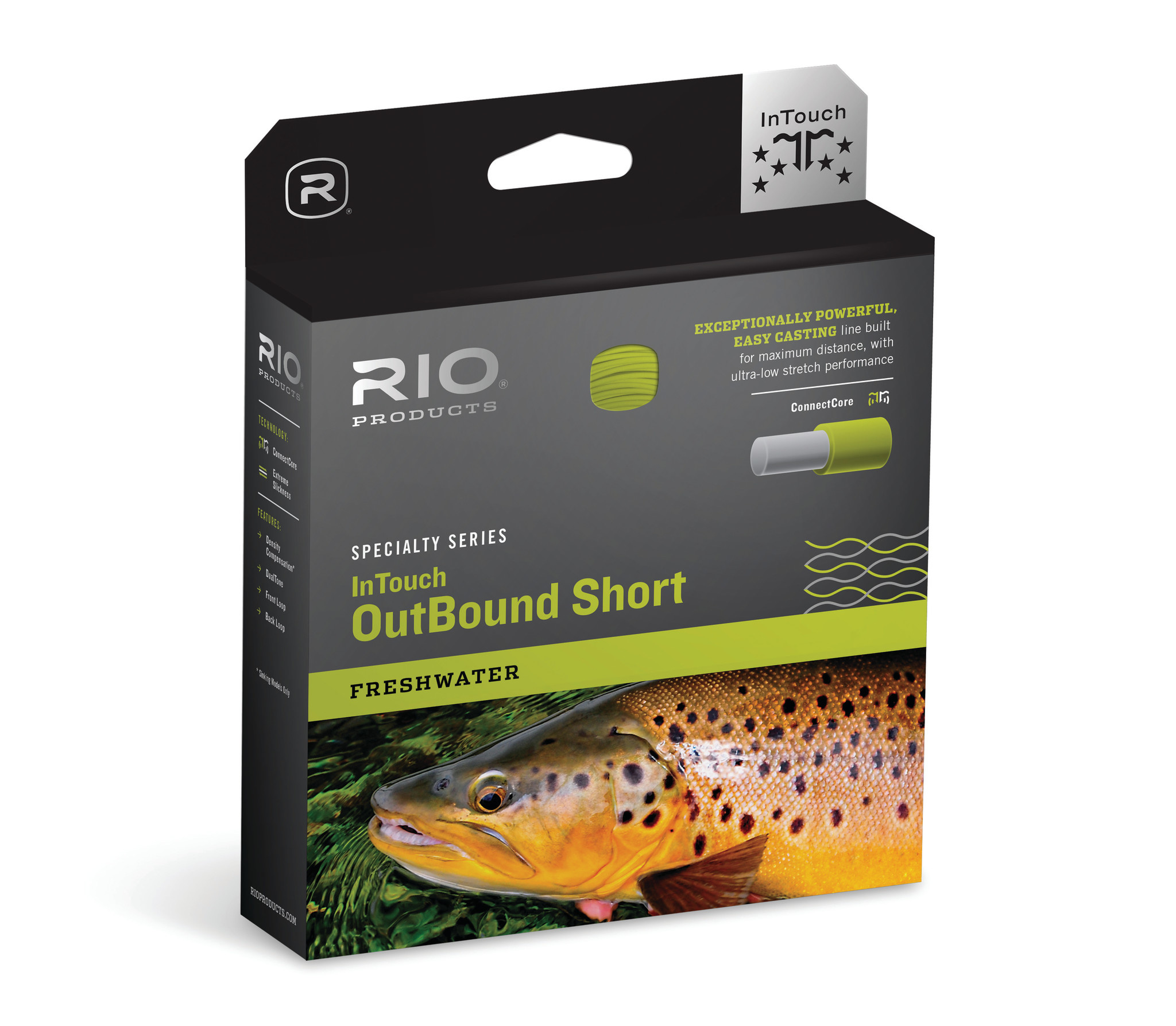Rio Rio Intouch Outbound Short Intermediate