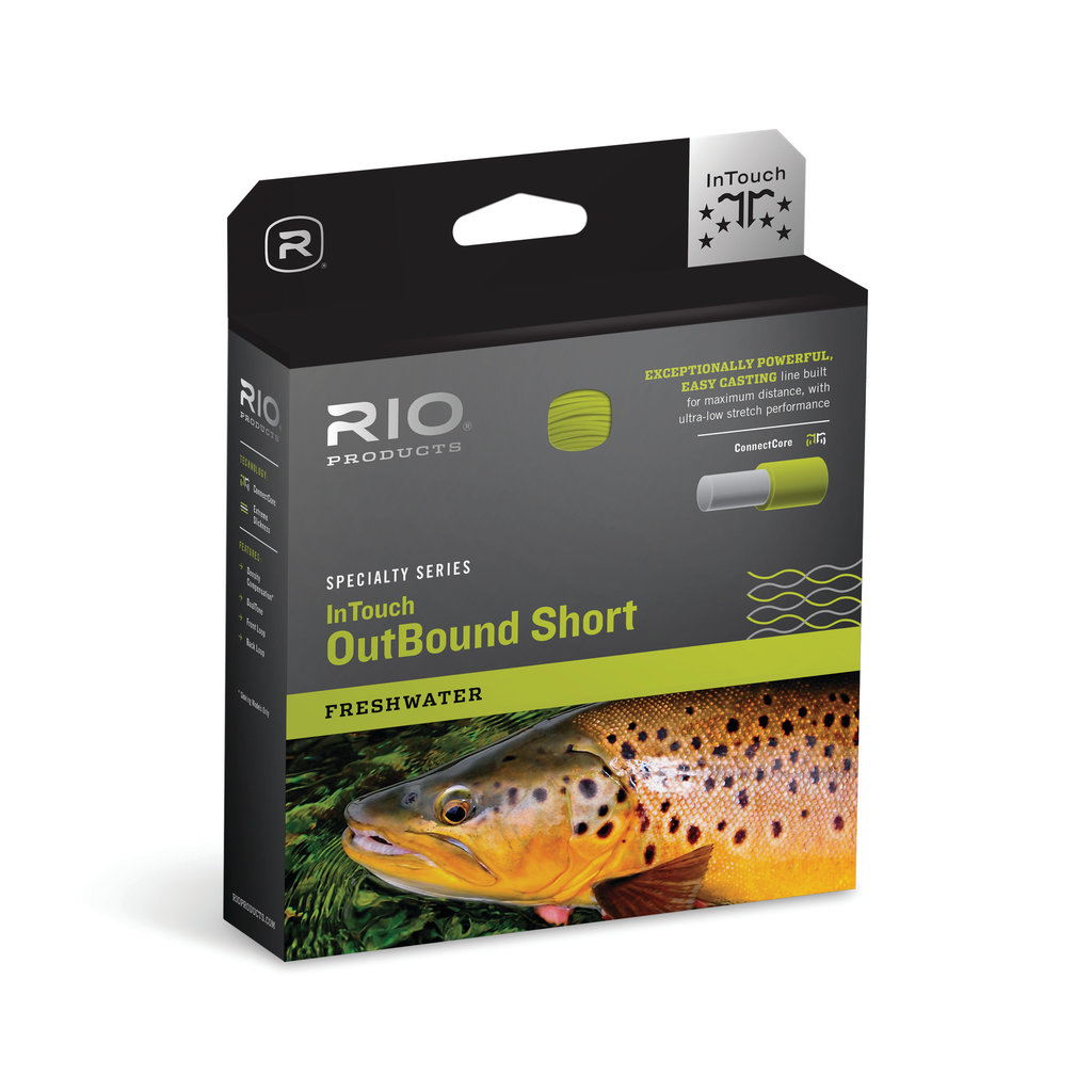 Rio Rio Intouch Outbound Short Int/Sink 6