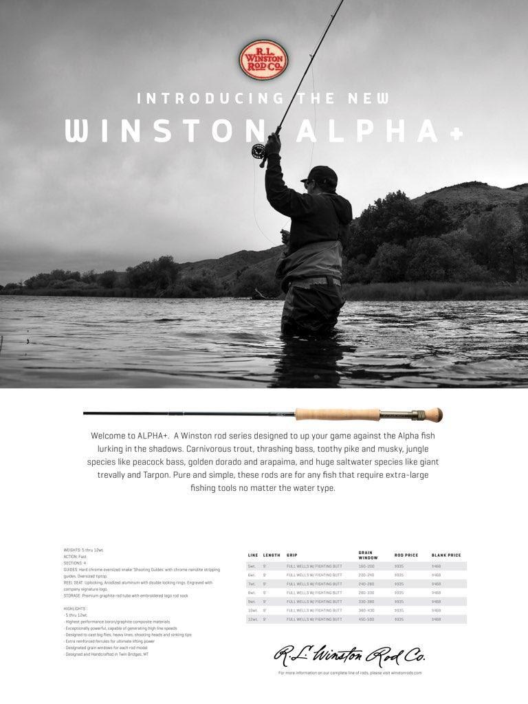 R.L. Winston R.L. Winston Alpha +
