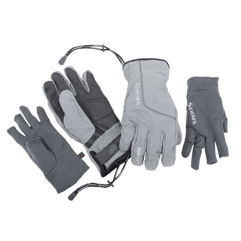 Simms Pro Dry Glove and Liner