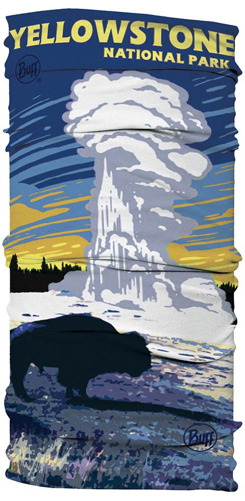 Buff CoolNet UV+ National Parks