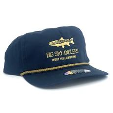 Big Sky Anglers BSA Dope Rope Hat