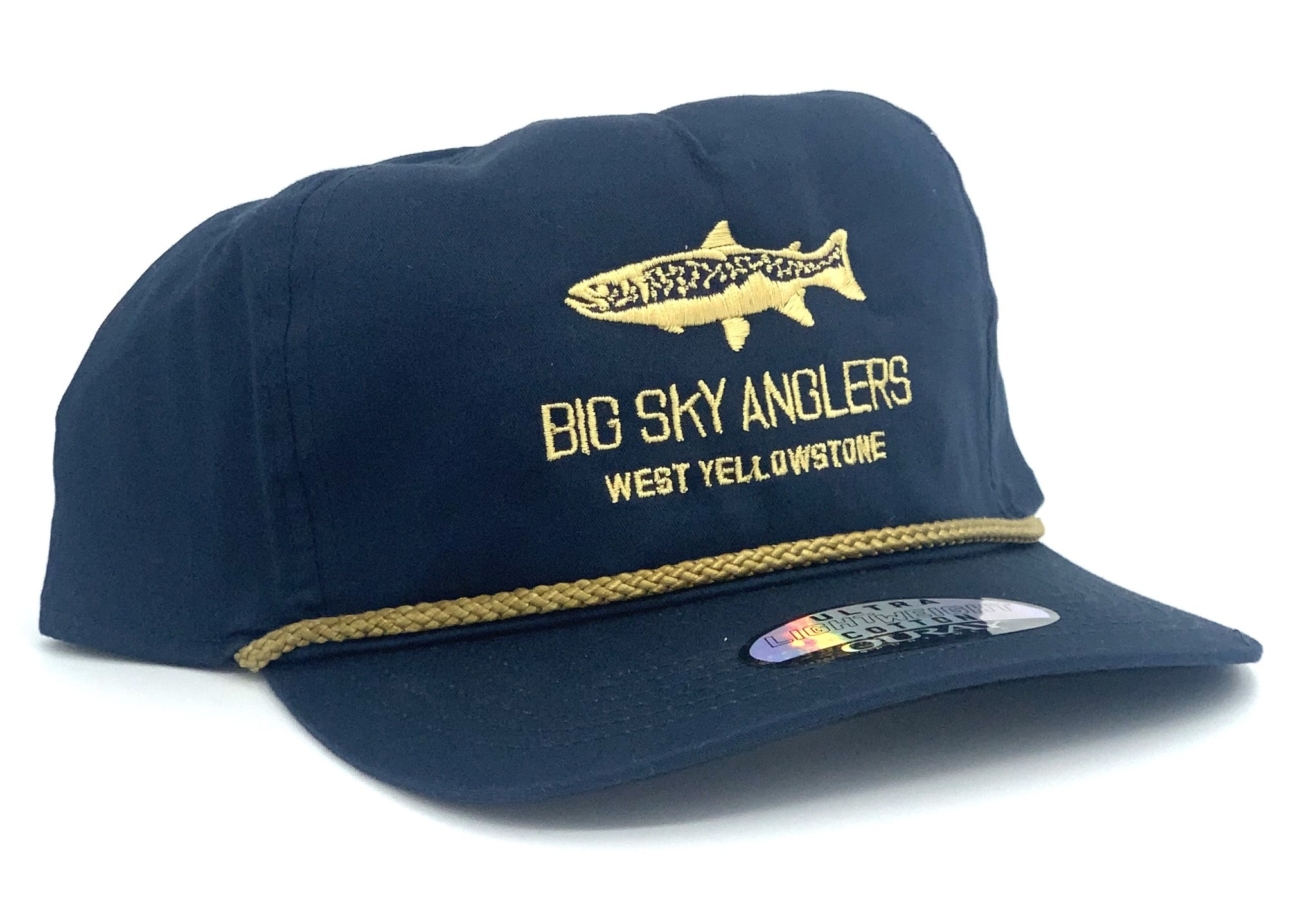 Big Sky Anglers BSA Dope Rope Hat
