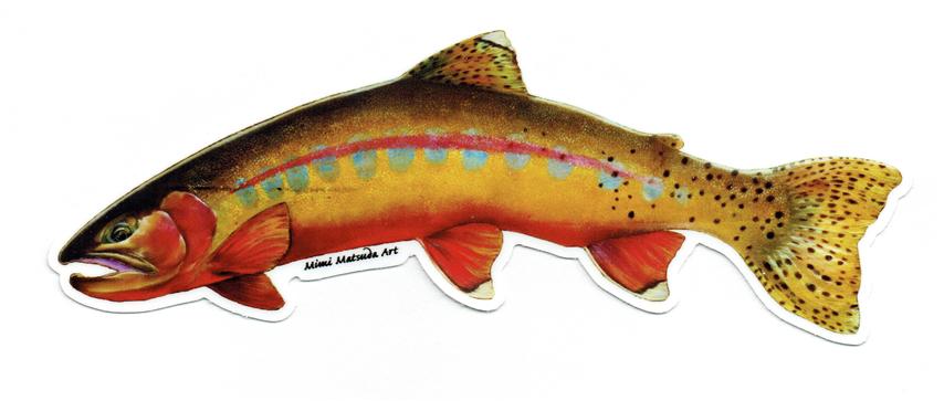 Mimi Matsuda Stickers