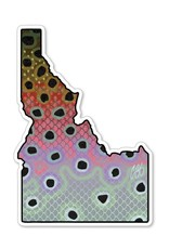 Casey Underwood Art Casey Underwood Idaho Sticker