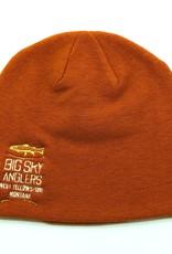 Big Sky Anglers BSA Logo Simms  Merino Beanie