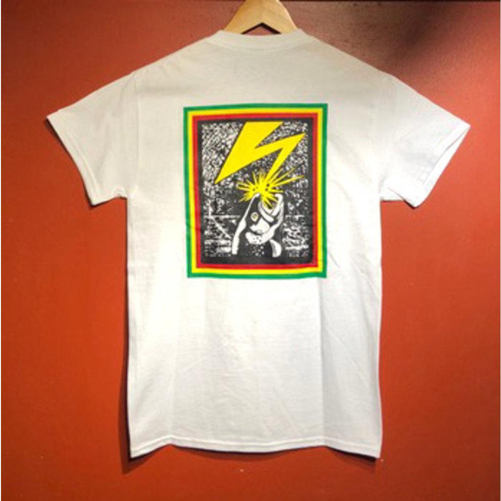 Big Sky Anglers BSA Bad Brains T-Shirt White
