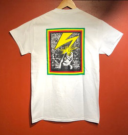 Big Sky Anglers BSA Bad Brains T-Shirt White