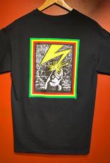 Big Sky Anglers BSA Bad Brains T-Shirt Black