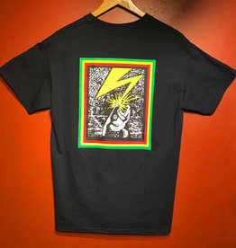 Big Sky Anglers BSA Bad Brains T-Shirt Black