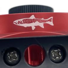 Nautilus Nautilus X-Series Reel with Custom Colors and BSA Engraving