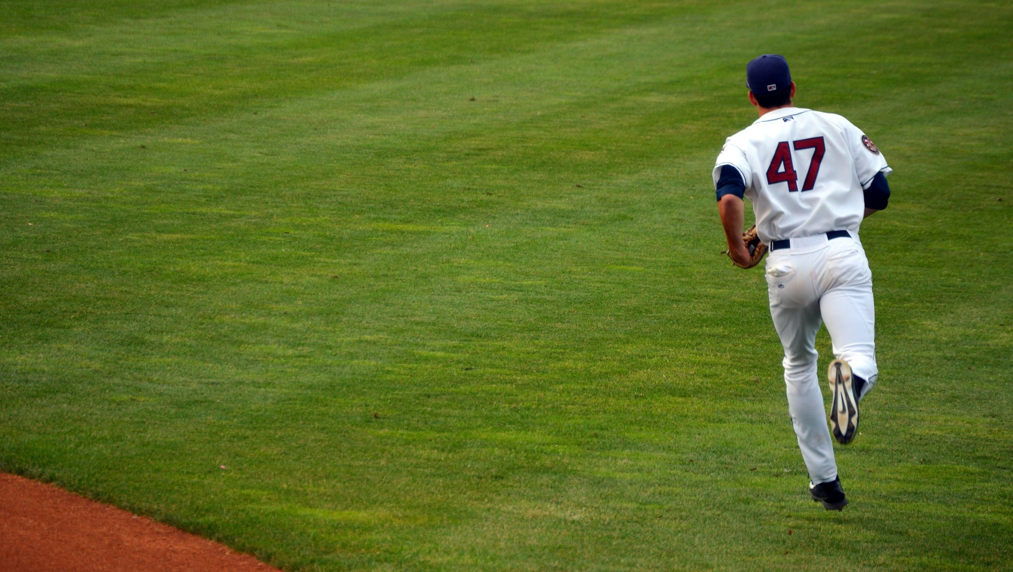 Why Hustle On & Off the Field?  -  Our First Blog