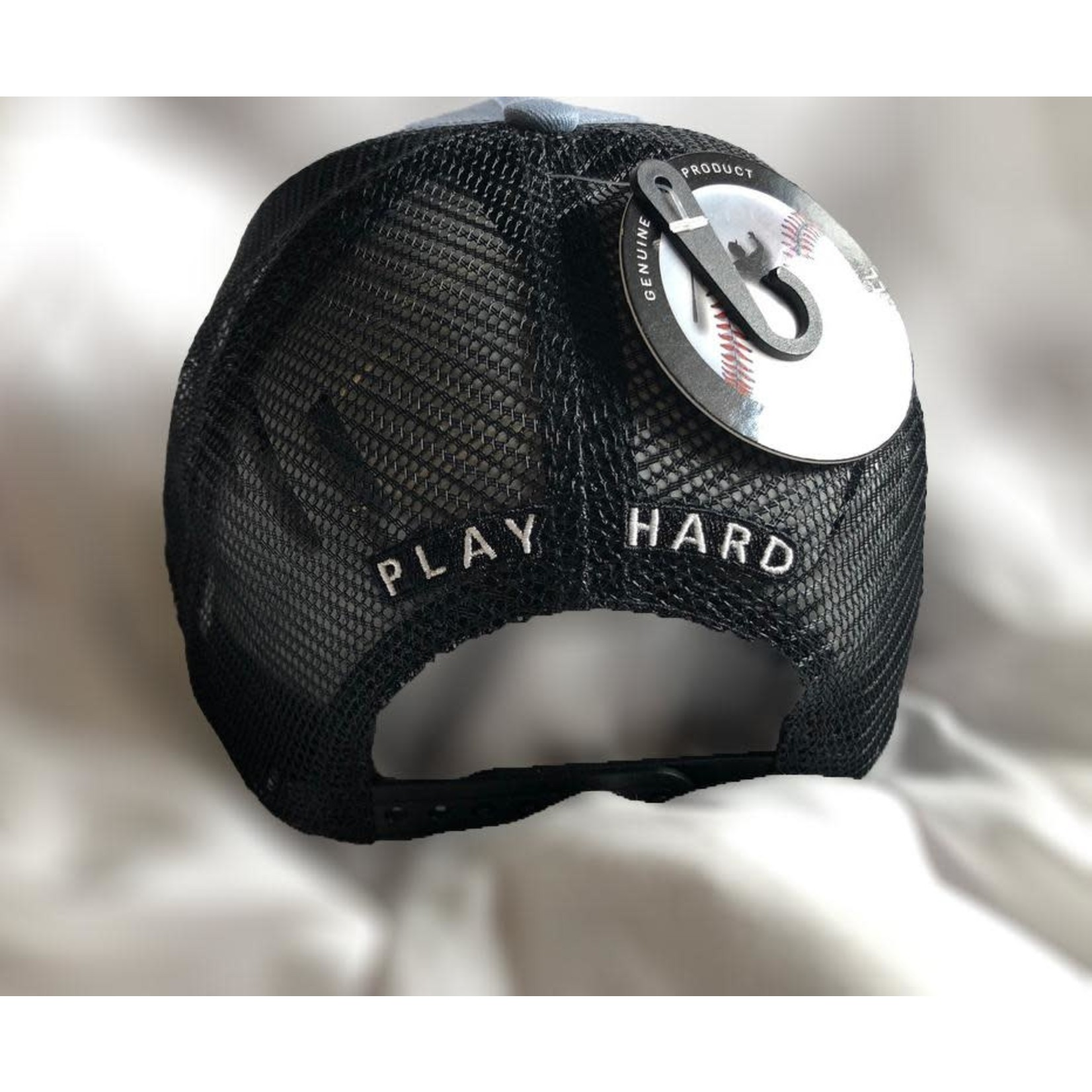 Bat Flip King Snapback Hat