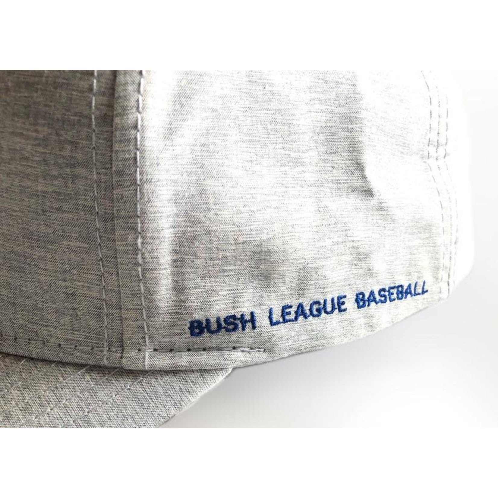 Classic Grey Curve - Snapback Hat