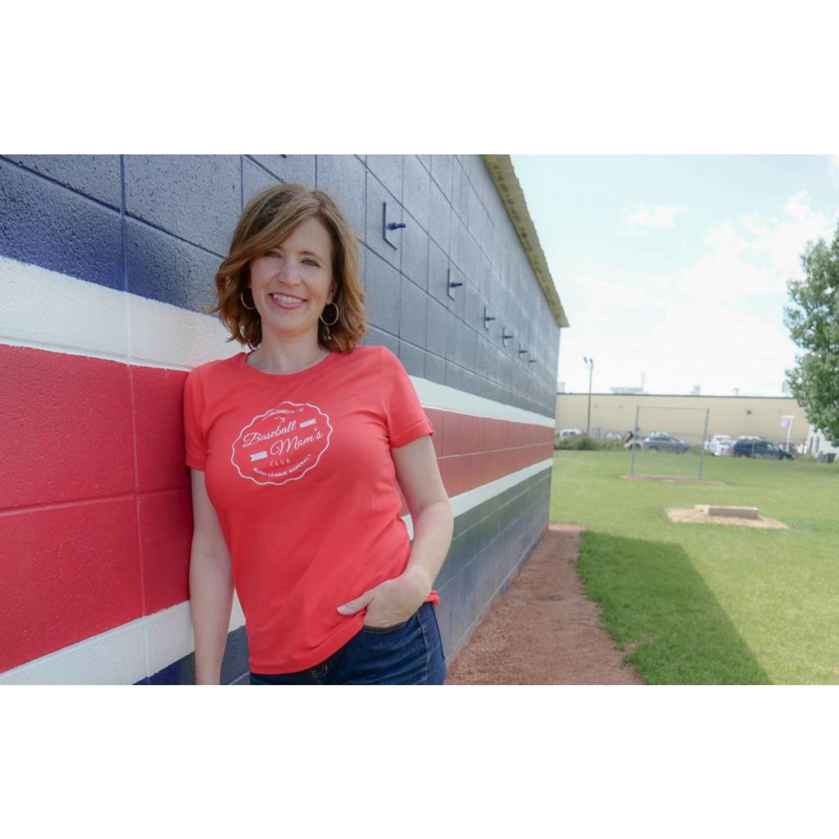 Baseball Mom's Club Tee