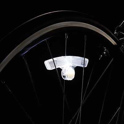 CatEye Orbit-2 Spoke Lights  Pair