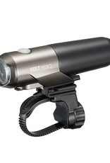 CatEye Headlight Volt 300 USB w/ helmet mount