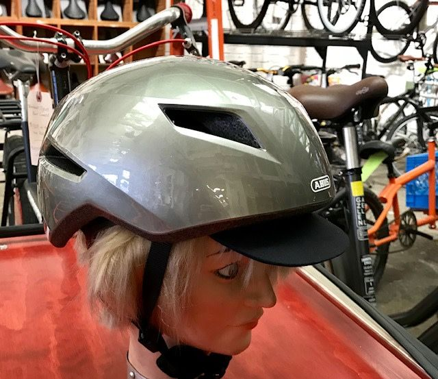 ABUS Helmet Yadd-I M Brilliant Grey