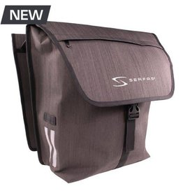 Serfas Panniers Double Bag Black