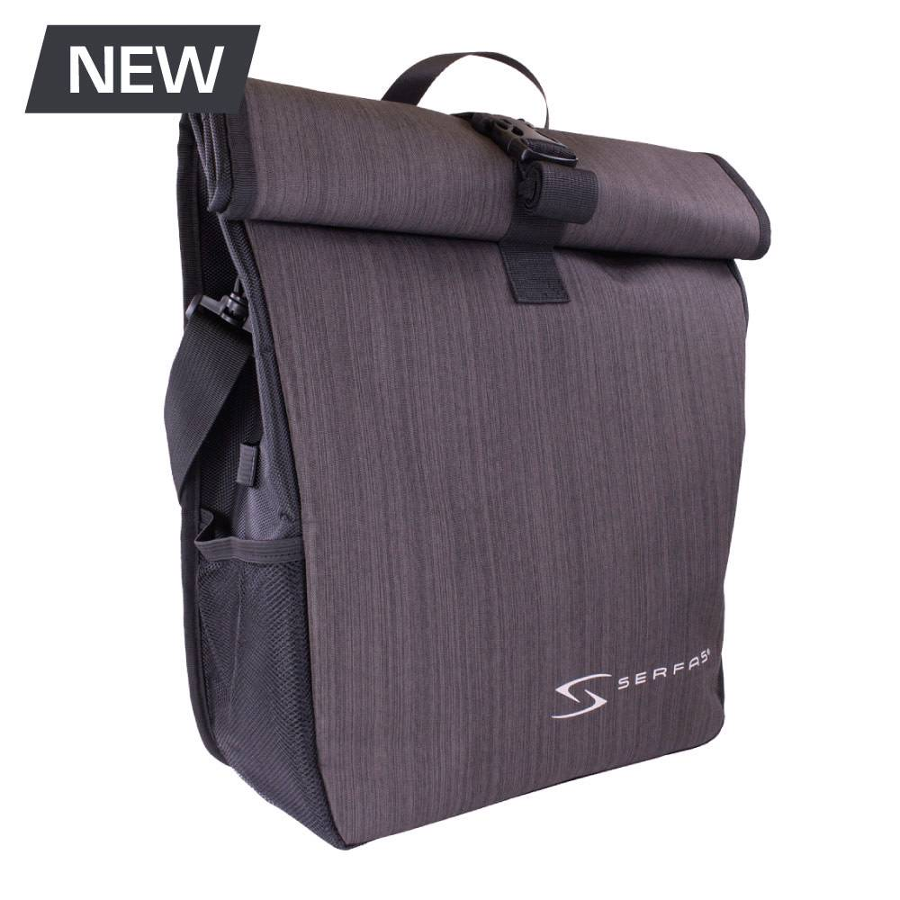 Serfas Pannier Single Serfas Black