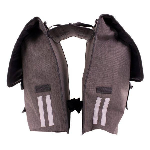 Panniers Double Bag Black
