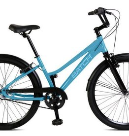 "Batch Bicycles Comfort S/T 26"" Blue"