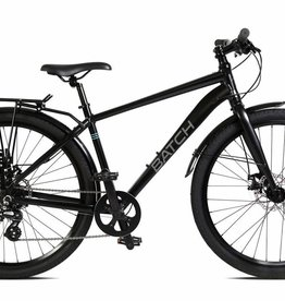 Batch Bicycles Commuter Medium Black 27.5""
