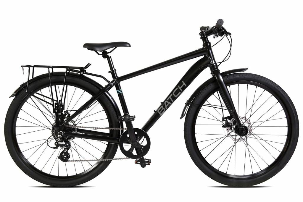 "Batch Bicycles Commuter Large Black 27.5"""
