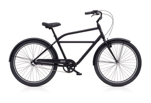 Benno Upright 3I Matte Black