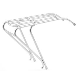 Benno Upright Rear Rack Silver