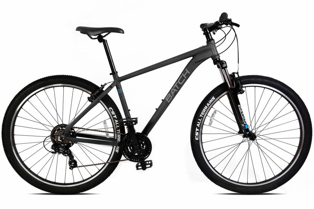 Batch Bicycles MTB Medium Black 29""