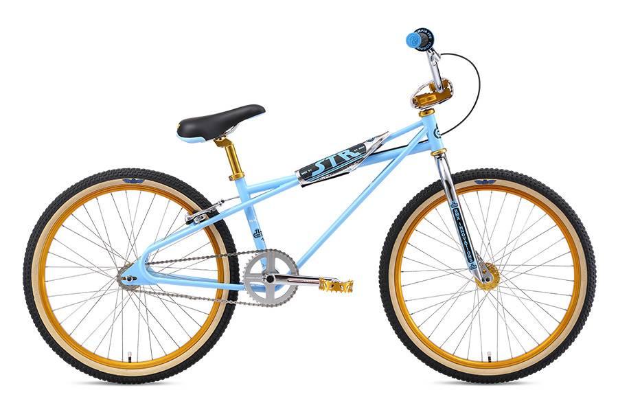 SE BIKES STR Quadangle 24 Blue