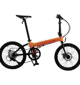 Dahon Launch D8 20 Orange