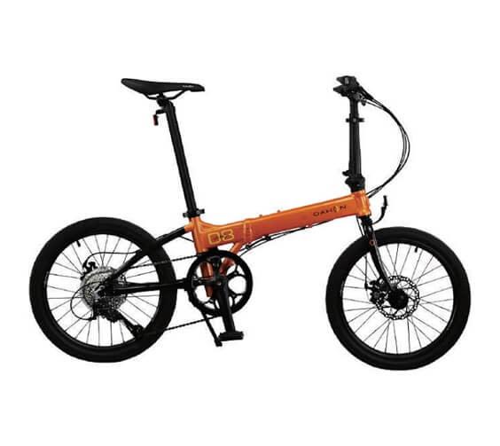 Dahon Launch D8 20 Orange