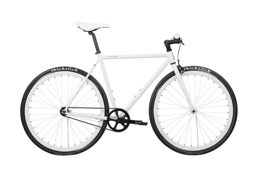 Pure Cycles Pure Fix Romeo 47/XS White/White