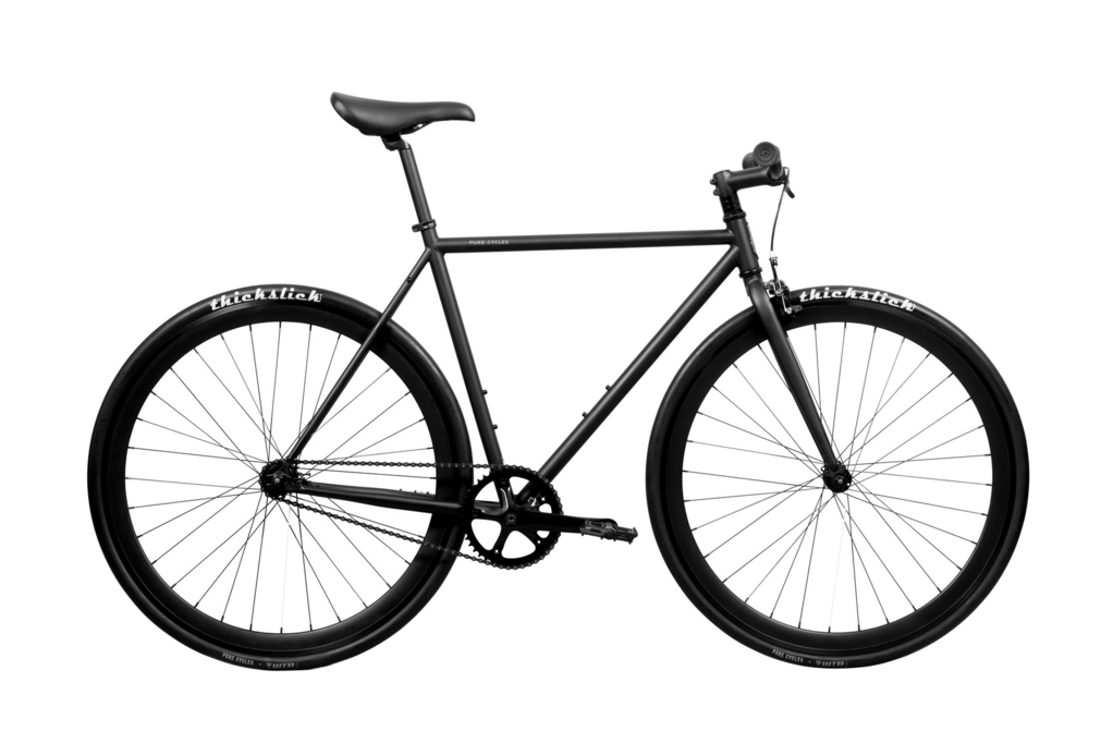 Pure Cycles Pure Fix Juliet 54/M Black/Black