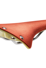 Brooks C17 Cambium Organic Light Saddle - Brick