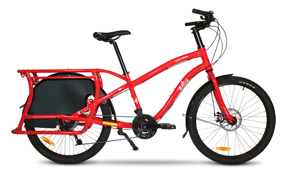 Yuba Bicycles Boda Boda V3 SO Red
