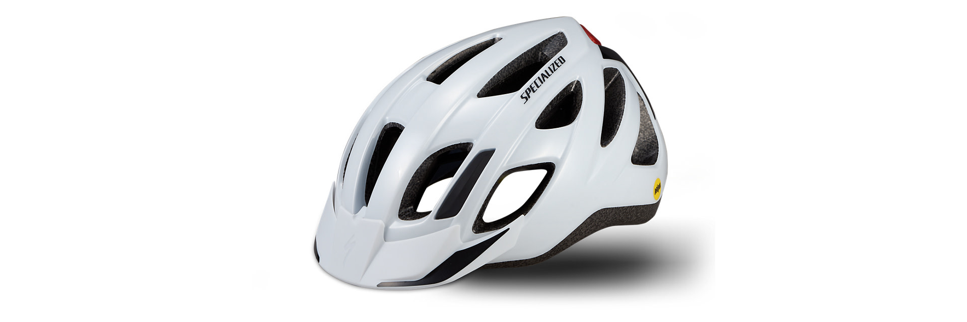 Specialized Helmet Centro LED Mips White