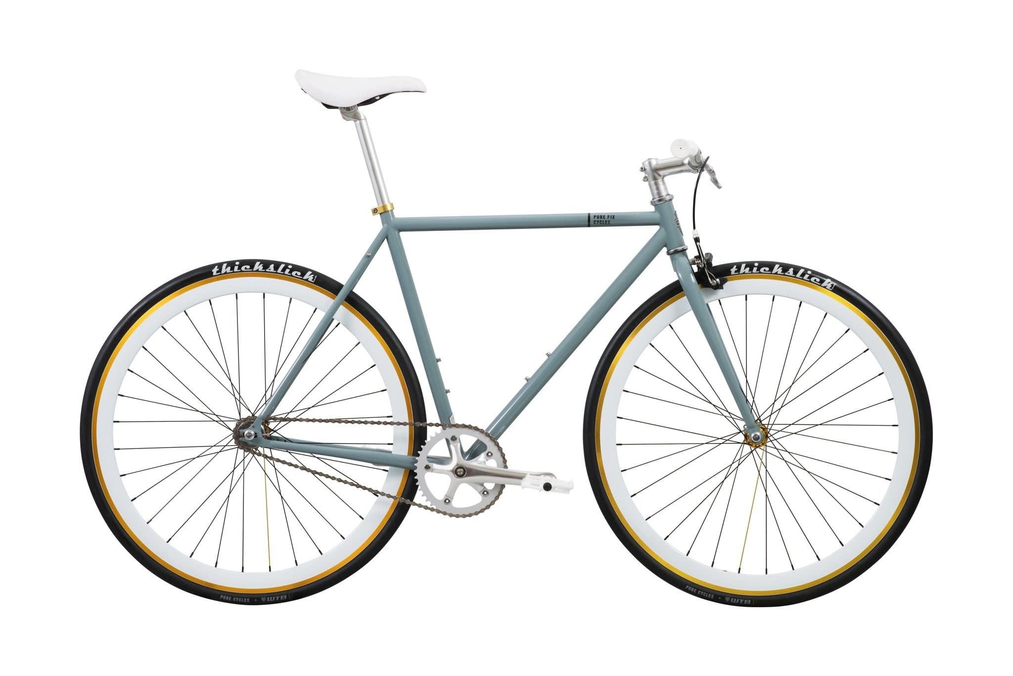 Pure Cycles Pure Fix Foxtrot 50/S Grey/White