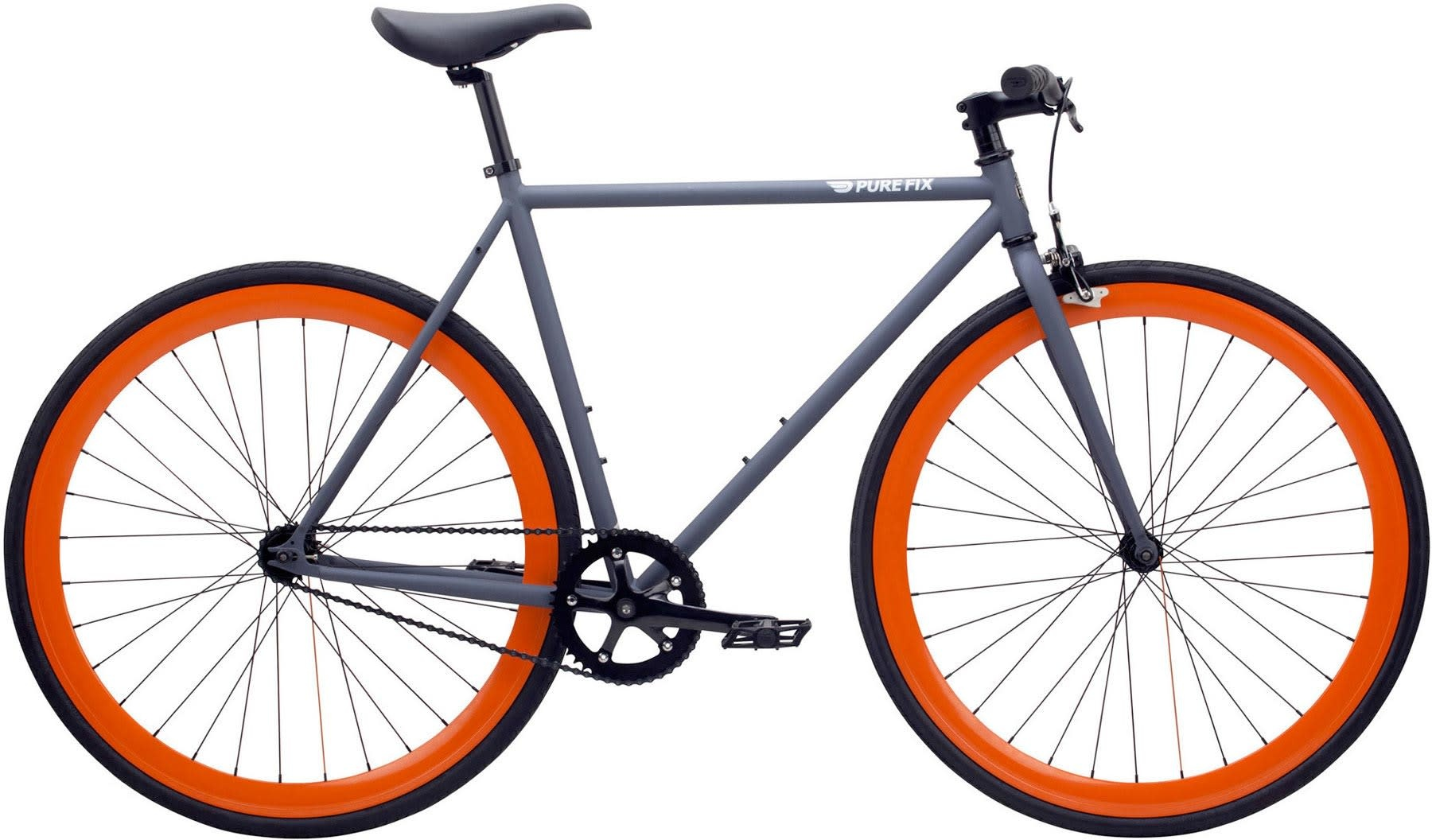 Pure Cycles Pure Fix Papa 50/S Grey/Orange