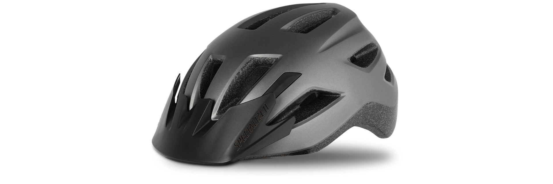 Specialized Helmet Shuffle Child Charcoal