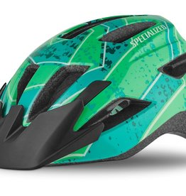 Specialized Helmet Shuffle Child Mint Spiral
