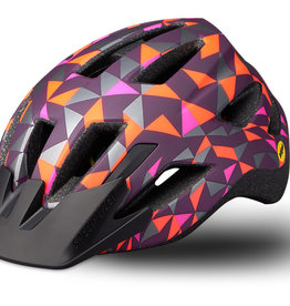 Specialized Helmet  Shuffle Child LED MIPS Cast Berry Geo