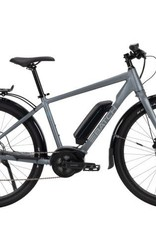 """Batch Bicycles Electric Commuter Large Grey 27.5"""""""