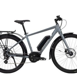 Batch Bicycles Electric Commuter Large Grey 27.5""