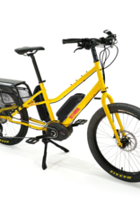 Xtracycle RFA Perf Motor 400watt MD Yellow