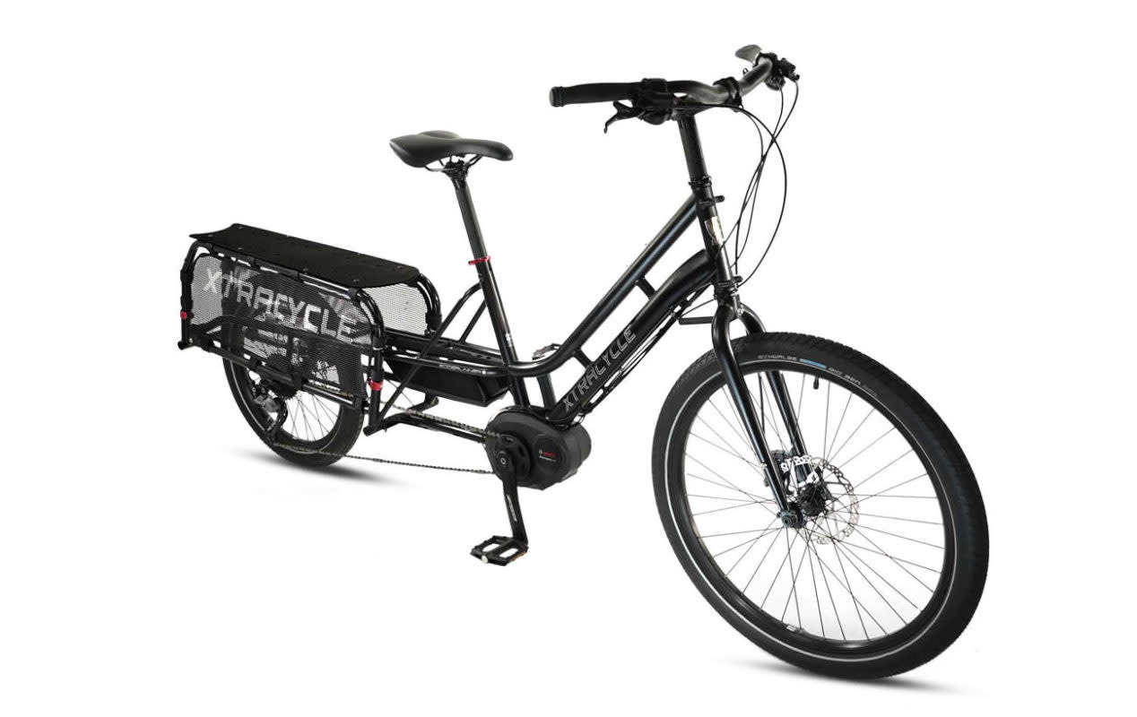 Xtracycle eSwoop CX 400Wh Black