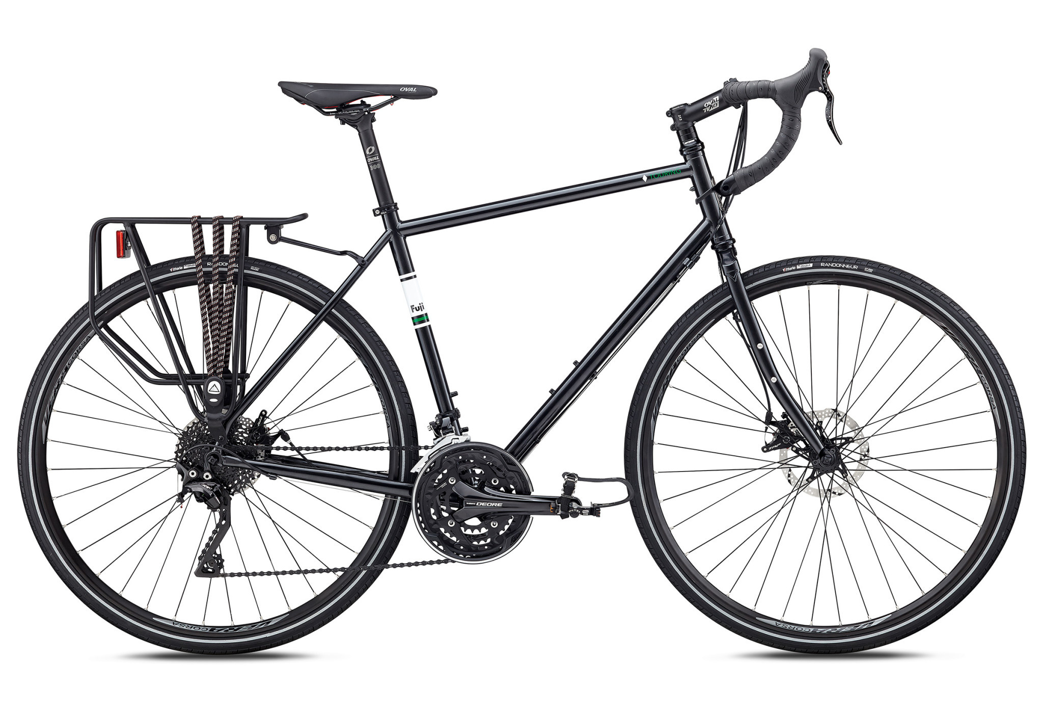 Fuji Touring Disc 54cm Anthracite
