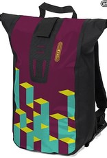 Ortlieb Velocity Beatz Backpack Purple 20L